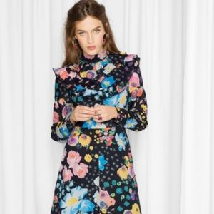 & Other Stories Meadow Dress